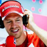Vettel solo piensa en la temporada 2016 - LaF1