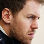 Sebastian Vettel, pensativo en los test de Baréin - LaF1
