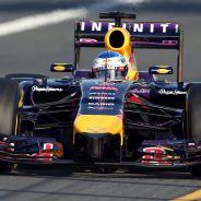 Sebastian Vettel a los mandos del RB10 - LaF1