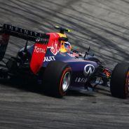 Daniel Ricciardo, hoy en Malasia - LaF1