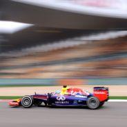 Sebastian Vettel en Shanghái - LaF1