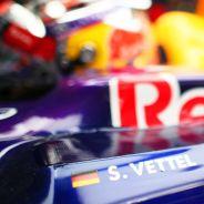 Sebastian Vettel en el pasado Gran Premio de China - LaF1