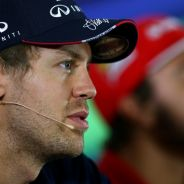 Sebastian Vettel y Fernando Alonso, hoy en Abu Dabi - LaF1