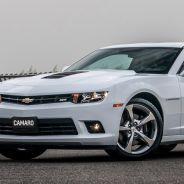 El actual Chevrolet Camaro da paso a una nueva generación muy musculada - SoyMotor