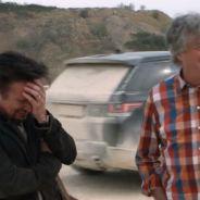 Richard Hammond se lleva la mano a la cara tras el resultado de su último 'experimento' - SoyMotor