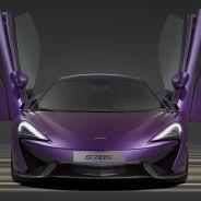 El McLaren 570S luce una nueva tonalidad de pintura - SoyMotor