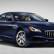 Maserati Quattroporte 2017: Sólo para expertos