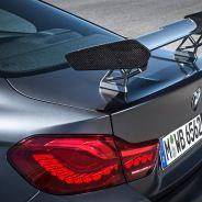 El BMW M4 GTS presume de faros con tecnología OLED - SoyMotor