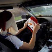 No es necesario vestirse de Papá Noel para disfrutar de un buen curso de drifting - SoyMotor