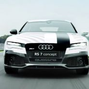 Este es el Audi RS7 Piloted Driving Concept- SoyMotor
