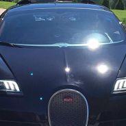 Cristiano Ronaldo se compra un Bugatti Veyron de 2,5 millones de euros como regalo por su victoria en la Eurocopa - SoyMotor