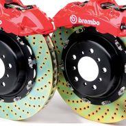Dos juegos de frenos Brembo originales - SoyMotor
