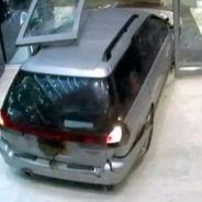 Sale a la luz el vídeo del robo a la fábrica de Red Bull