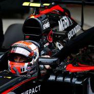 Button no teme al futuro de la Fórmula 1 - LaF1