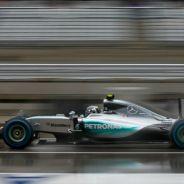 Rosberg se lleva la 'pole' sin disputar la Q3 - LaF1