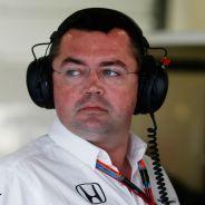Eric Boullier no quiere perder la exclusividad de Honda - LaF1