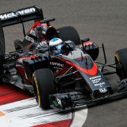 Alonso se queda en la Q1 en el GP de Rusia - LaF1
