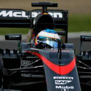 Alonso, frustrado en el GP de Japón - LaF1
