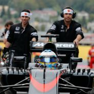Alonso celebró sus 250 Grandes Premios en Rusia - LaF1