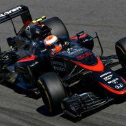 Button en la mirada de Lotus - LaF1