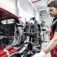 El Audi R8 tiene un complejo proceso de fabricación - SoyMotor