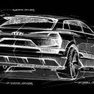 El Audi quattro e-tron concept es la continuación lógica del C-BEV Concept - SoyMotor
