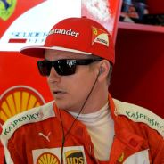 Kimi Räikkönen ya piensa en el GP de Italia - LaF1