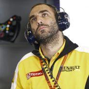 Cyril Abiteboul ve casi irreconciliable la relación de Renault con Red Bull - LaF1