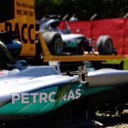 Stewart culpa a Hamilton del accidente en Barcelona - LaF1