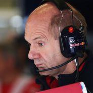 Adrian Newey, director técnico de Red Bull - LaF1