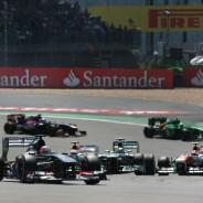 Gran Premio de Alemania de 2013 - LaF1