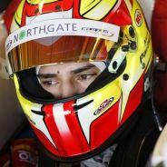 Alex Palou ya participó en el test que la GP3 organizó en Abu Dabi - LaF1
