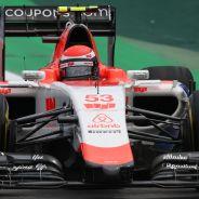 Alexander Rossi en Brasil con Manor - LaF1