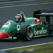 El Alfa Romeo de la temporada 1985 - LaF1