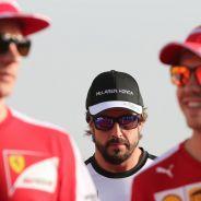 Fernando Alonso cree que no tenía sentido seguir en Ferrari - LaF1