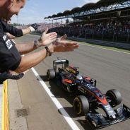 La quinta posición de Hungría 2015 es el mejor resultado de McLaren-Honda hasta el momento - LaF1