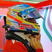 Fernando Alonso resta importancia a las posibilidades de tomarse un año sabático - LAF1.es