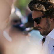 Fernando Alonso en el paddock de Australia - LaF1