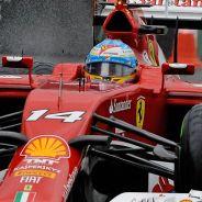 Fernando Alonso durante la clasificación de Melbourne - LaF1