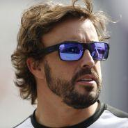 Fernando Alonso fotografiado en Barcelona - LaF1