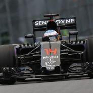 Fernando Alonso y Jenson Button en Canadá - LaF1