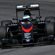 Alonso termina la carrera en Brasil - LaF1