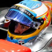 Fernando Alonso subido al McLaren en Sepang - LaF1