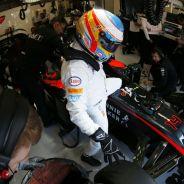 Fernando Alonso en Spa-Francorchamps - LAF1