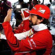 """Alonso: """"Tenemos que correr por Bianchi y ser profesionales"""" - LaF1.es"""