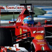 La calma llega a Jerez, Rosberg da un recital y Alonso lidera el crono