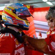 Fernando Alonso en Alemania - LaF1