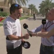 Fernando Alonso irrumpe en directo en Sky Sports - LaF1