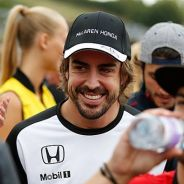 Fernando Alonso en Hungría - LaF1.es