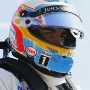 Fernando Alonso en Bélgica - Laf1